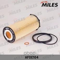 Фильтр масляный BMW F01/10/E70/71 2.5D-4.0D (Miles) AFOE104