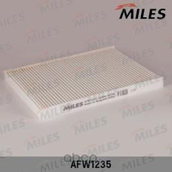 Фильтр салона FORD FIESTA 08- (Miles) AFW1235