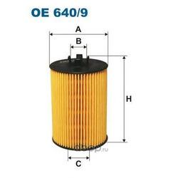 Фильтр масляный Filtron (Filtron) OE6409