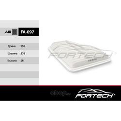 Фильтр воздушный (Fortech) FA097