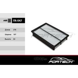 Фильтр воздушный (Fortech) FA047