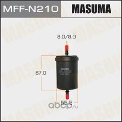 Фильтр топливный (Masuma) MFFN210