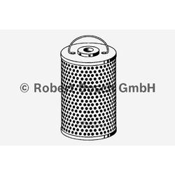 Топливный фильтр (Bosch) 1457429359