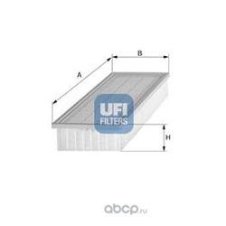 Воздушный фильтр (UFI) 3015800