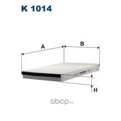 Фильтр салонный Filtron (Filtron) K1014