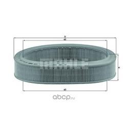 Воздушный фильтр (Mahle/Knecht) LX449