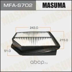 Фильтр воздушный (Masuma) MFAS702
