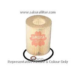 Фильтр масляный элемент (Sakura) EO2802