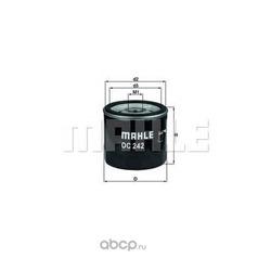 Масляный фильтр (Mahle/Knecht) OC242