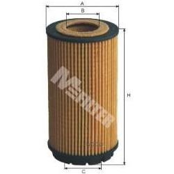 Фильтр масляный (M-Filter) TE618