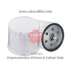 Фильтр масляный (Sakura) C2103