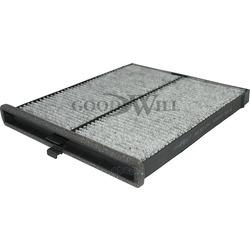 Фильтр салона угольный (Goodwill) AG353CFC