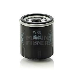 Масляный фильтр (MANN-FILTER) W68