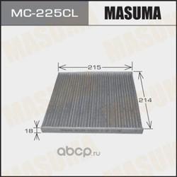 Фильтр салонный (Masuma) MC225CL