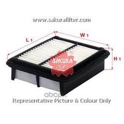 Фильтр воздушный (Sakura) A1423