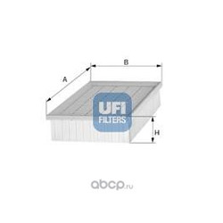 Воздушный фильтр (UFI) 3097300
