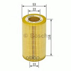 Масляный фильтр (Bosch) 1457429272