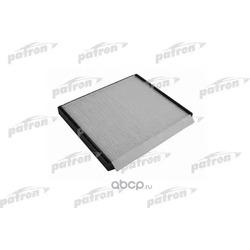 Фильтр салона Hyundai Accent 1.4i/1.6i/1.5CRDi 05- (PATRON) PF2239
