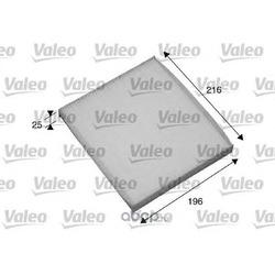 Фильтр, воздух во внутренном пространстве (Valeo) 698870