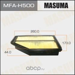 Фильтр воздушный (Masuma) MFAH500