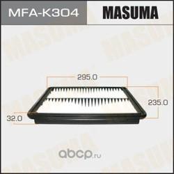 Фильтр воздушный (Masuma) MFAK304