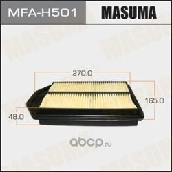 Фильтр воздушный (Masuma) MFAH501