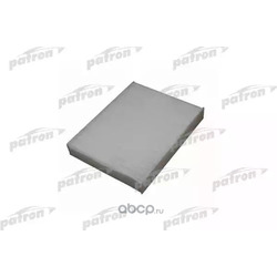 Фильтр салона FORD: FIESTA V 01-, FUSION 02- (PATRON) PF2120