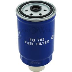 Фильтр топливный (Goodwill) FG703