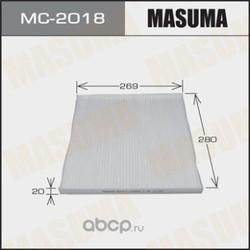 Фильтр салонный (Masuma) MC2018
