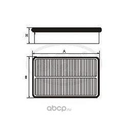Воздушный фильтр (SCT) SB2226