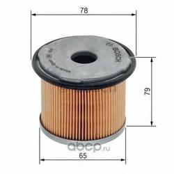 Топливный фильтр (Bosch) 1457431712