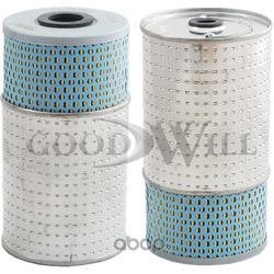Фильтр масляный двигателя (Goodwill) OG223