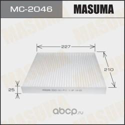 Фильтр салонный (Masuma) MC2046