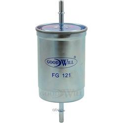 Фильтр топливный (Goodwill) FG121