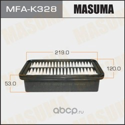 Фильтр воздушный (Masuma) MFAK328