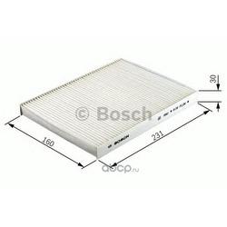 Фильтр, воздух во внутреннем пространстве (Bosch) 1987432039