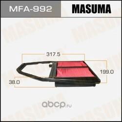 Фильтр воздушный (Masuma) MFA992