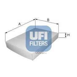 Фильтр, воздух во внутренном пространстве (UFI) 5303800