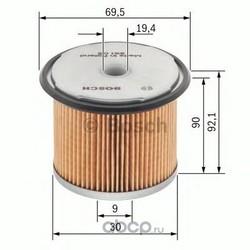 Топливный фильтр (Bosch) 1457429656