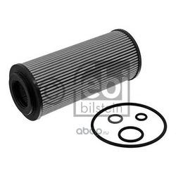 Фильтр масляный двигателя (Febi) 26704