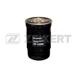 Фильтр топливный Hyundai i30 (FD) 07- Santa Fe I 01- Tucson I 04- Kia Cee'd I 06- Cerato I 04- (Zekkert) KF5200
