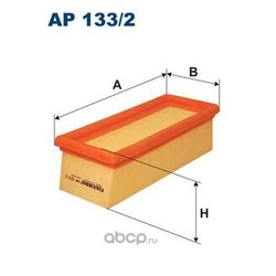 Фильтр воздушный Filtron (Filtron) AP1332