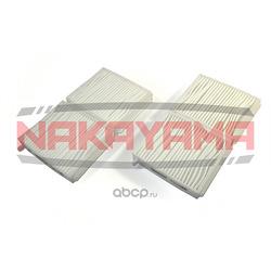 Фильтр салона, комплект (NAKAYAMA) FC112NY