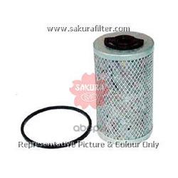 Фильтр топливный элемент (Sakura) F2616
