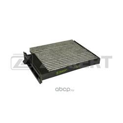 Фильтр салон. уголь Nissan Tiida (C11) 07- (Zekkert) IF3240K