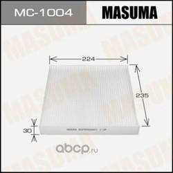 Фильтр салонный (Masuma) MC1004