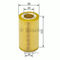 Фильтр масляный X-TRAIL 2.0 дизель (Bosch) F026407014