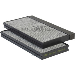 Фильтр салона угольный (Goodwill) AG4072KCFC