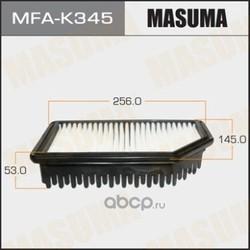 Фильтр воздушный (Masuma) MFAK345