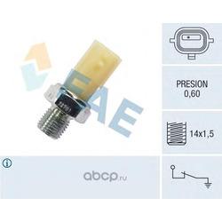 Датчик давления масла (FAE) 12701